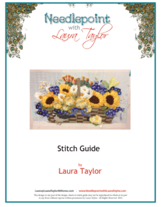 sunflowers-stitch-guide
