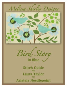 Bird Story Cover Blue