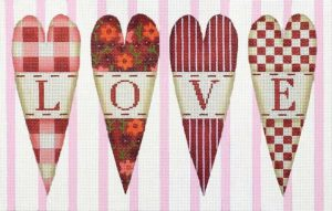 Love by Melissa Shirley Designs